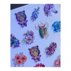 AnnaTkacheva,3D-слайдерCrystal№617 «Цветы. Цветочки» Anna Tkacheva