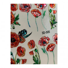 AnnaTkacheva,3D-слайдерCrystal№305 «Цветы. Цветочки» Anna Tkacheva