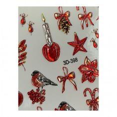 AnnaTkacheva,3D-слайдерCrystal№398 «Новый год. Зима» Anna Tkacheva