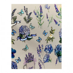 AnnaTkacheva,3D-слайдерCrystal№409 «Цветы. Цветочки» Anna Tkacheva