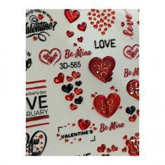 AnnaTkacheva,3D-слайдерCrystal№565 «Сердце. Любовь» Anna Tkacheva
