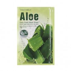 Tony Moly, Маска для лица Daily Fresh Aloe, 10 шт.