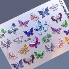 AnnaTkacheva,3D-слайдер№533 «Бабочки» Anna Tkacheva