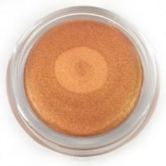 Тени для глаз кремовые Make-Up Atelier Paris ESCSO золотой песок