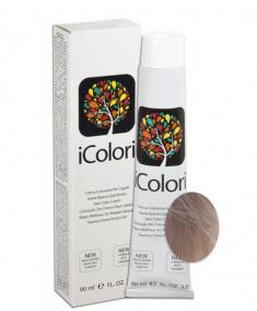 KAYPRO 8.12 краска для волос, лунный лед светлый блондин / ICOLORI MOON ICE LIGHT BLOND 90 мл