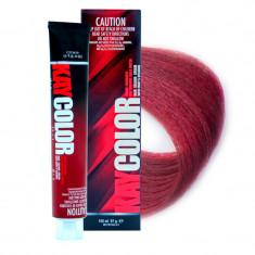 KAYPRO 7.62 краска для волос, светящийся красный блондин / KAY COLOR 100 мл