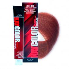 KAYPRO 7.64 краска для волос, насыщенный Тициан блонд / KAY COLOR 100 мл
