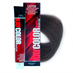 KAYPRO 6.1 краска для волос, темно-русый пепельный интенсивный / KAY COLOR 100 мл