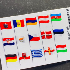 AnnaTkacheva,3D-слайдерHT№385 «Флаги» Anna Tkacheva