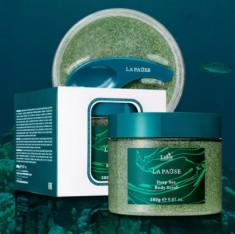 Скраб для тела с морской солью La'dor LA-PAUSE DEEP SEA BODY SCRUB 280г