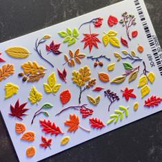 AnnaTkacheva,3D-слайдер№687 «Осень. Листья» Anna Tkacheva