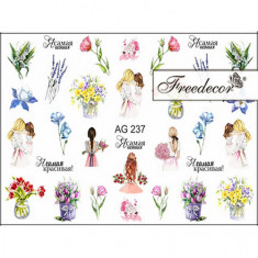 Freedecor, Слайдер-дизайн «Аэрография» №237