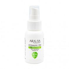 ARAVIA, Гель-антисептик с экстрактом зеленого чая, 50 мл Aravia professional