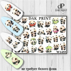 Dak Print, Слайдер-дизайн №1455