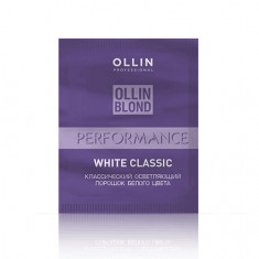OLLIN, Осветляющий порошок Blond Performance, 30 г OLLIN PROFESSIONAL
