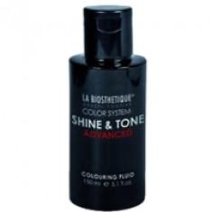 La Biosthetique Shine and Tone Mahogany Violet - Краситель прямой тонирующий, тон 67 махагоново-перламутровый, 150 мл