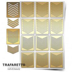 Trafaretto, Трафареты «Принт», шевроны