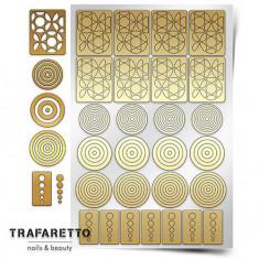 Trafaretto, Трафареты «Геометрия. Круги»