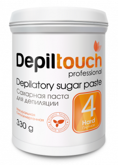 DEPILTOUCH PROFESSIONAL Паста сахарная плотная / Depiltouch professional 330 г