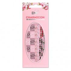 E.Mi, 3D-стикеры Charmicon №63 «Ремни»