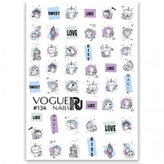 Vogue Nails, Слайдер №134