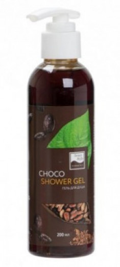 "Гель для душа Beauty Style ""Choco shower gel"" 200 мл"