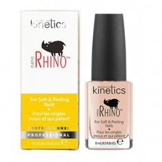 Kinetics, rhino nail treatment, уход для слабых и ломких ногтей