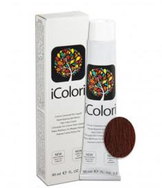 KAYPRO 7.5 краска для волос, красноватый блондин / ICOLORI 90 мл