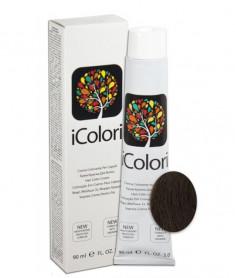 KAYPRO 5.03 краска для волос, теплый натуральный светло-коричневый / ICOLORI 90 мл