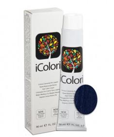 KAYPRO 1.10 краска для волос, иссиня-черный / ICOLORI 90 мл