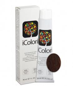 KAYPRO 5.5 краска для волос, светло-каштановый красное дерево / ICOLORI 90 мл