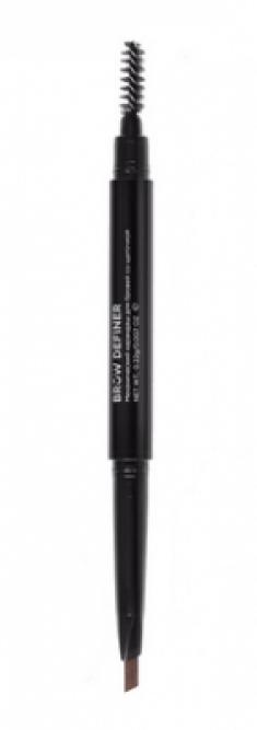 Механический карандаш для бровей со щеточкой CC Brow Brow Definer brown