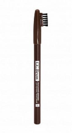 Контурный карандаш для бровей СС Brow brow pencil 04 brown CC Brow
