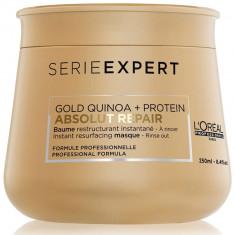 Loreal Absolut Repair Gold Quinoa + Protein Маска с кремовой текстурой для восстановления поврежденных волос 250мл LOREAL PROFESSIONNEL