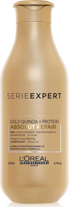 Loreal Absolut Repair Gold Quinoa + Protein Шампунь для восстановления поврежденных волос 300мл LOREAL PROFESSIONNEL