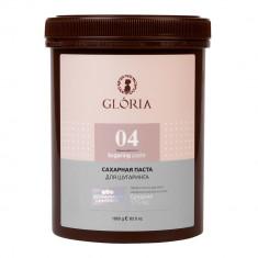 Gloria Сахарная паста для депиляции Средняя 1800гр