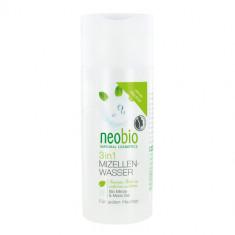 Необио Мицеллярная вода С био-мятой и морской солью 3 в 1 150 мл NEOBIO